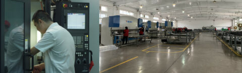 Transparent Factory and Traceable Production