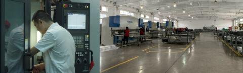 Διαφανές εργοστάσιο και Ιχνηλάσιμη Παραγωγής