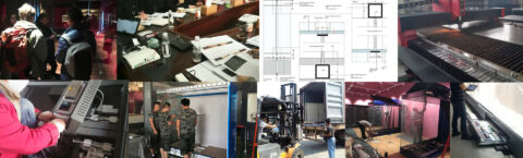 Throughout Projects,We Supply Turnkey Solutions